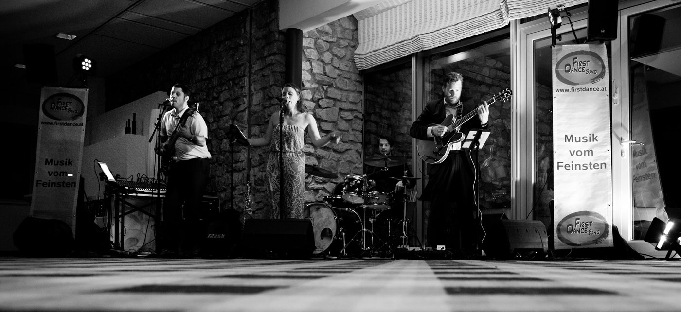 First Dance Band
